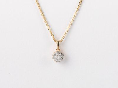 """Diamant anheng """"Sunny"""""""