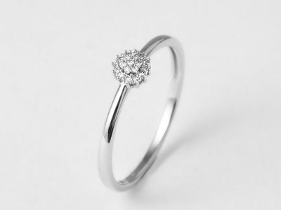 Diamant ring «Sunny»