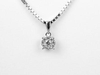 Diamant anheng «Victoria»
