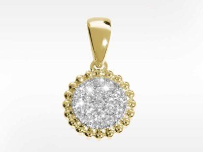"Diamant anheng ""Sirius"""