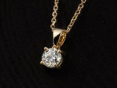 Enstens Diamant anheng