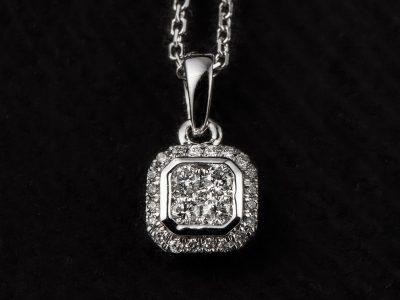 Diamant anheng